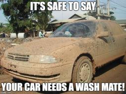 Mucky car meme