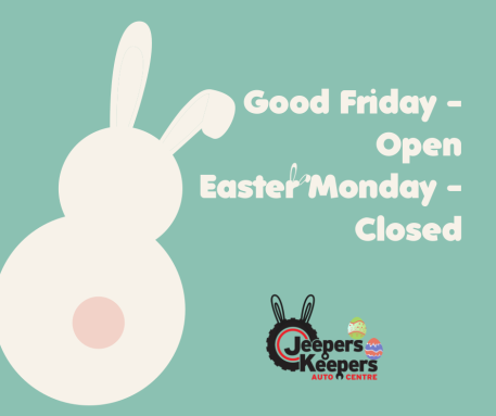Easter opening post