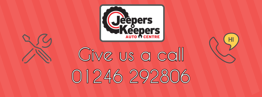 Give us a call! You can get in touch by calling 01246 292806.